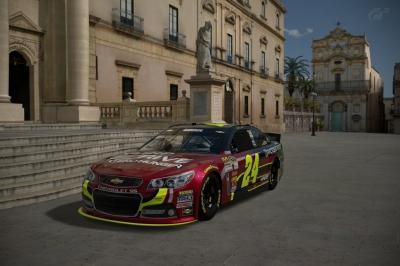 シボレーSS NASCAR