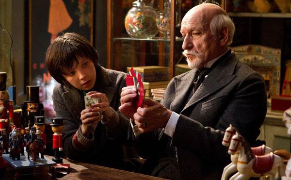 おじいちゃんと映画愛「ヒューゴの不思議な発明」/ベン・キングズレー