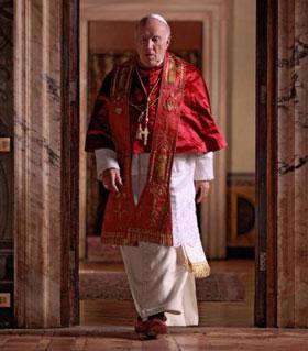 おじいちゃんだらけのおじいちゃん充映画「ローマ法王の休日」/ミシェル・ピッコリ