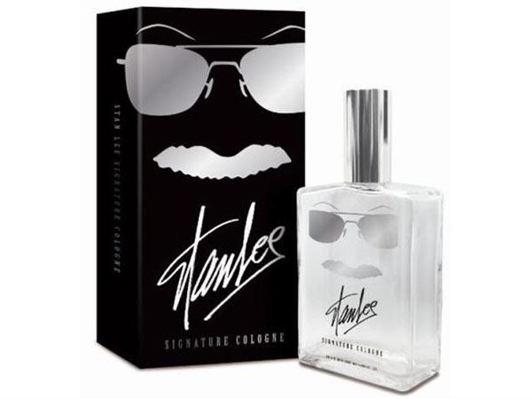 スタン・リーの香水が出ているよ