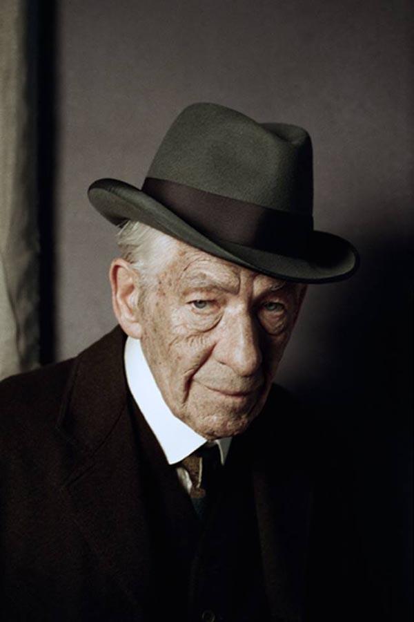 「Mr. Holmes」のクリップが出てたので貼っておきますね/イアン・マッケラン