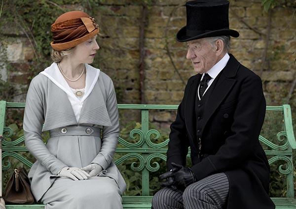 とにかくつらいよつらすぎる『Mr.ホームズ 名探偵最後の事件』/イアン・マッケラン