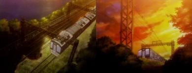 電車の外観