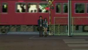 甲陽線(?)の阪急電車