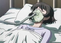 リョーコ昏睡状態……