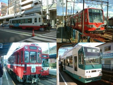 岐阜の路面電車