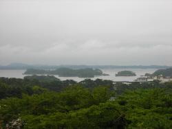 松島の島々