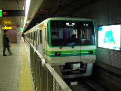 仙台市営地下鉄の電車