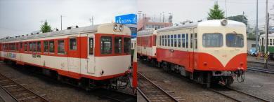 キハ600とキハ430