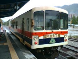 神岡鉄道の車両