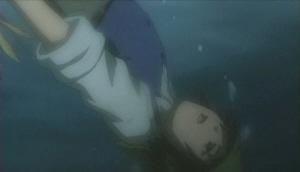 溺れるアーチ