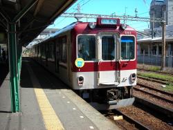 養老線の列車@桑名駅