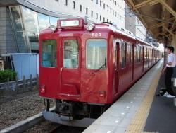 養老線の列車@大垣駅