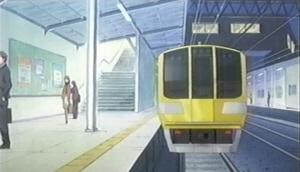 E217系っぽい電車