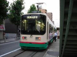 富山地鉄デ8000