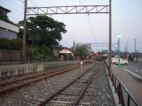 三国港駅(福井方)
