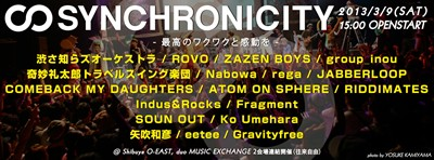 2013.03.09 SYNCRONICITY
