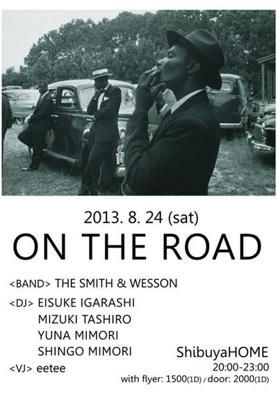 2013.08.24 ON THE ROAD
