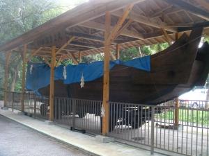 宮崎古代船