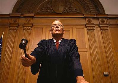 政治汚職事件の裁判|アメリカンジョーク