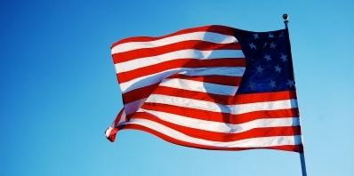 大統領への質問|星条旗