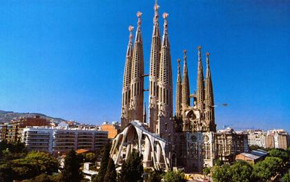 バルセロナに行ってる間に
