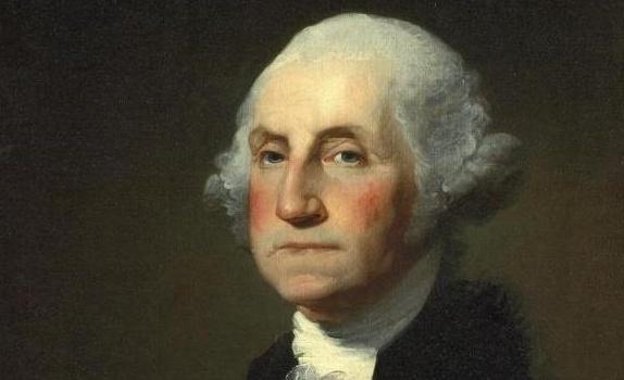 ワシントン大統領が許された訳