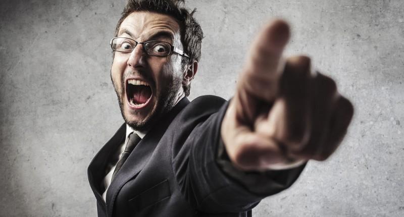 政治家への怒り|酒場ジョーク