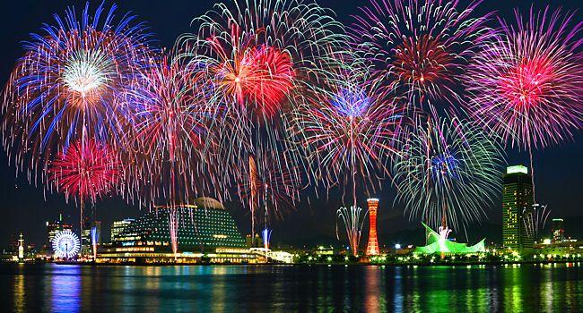 2015全国の花火大会とランキング
