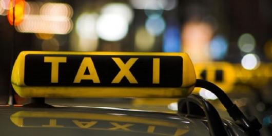 タクシーの運転手|新人|TAXI