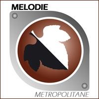 Melodie Metropolitane logo