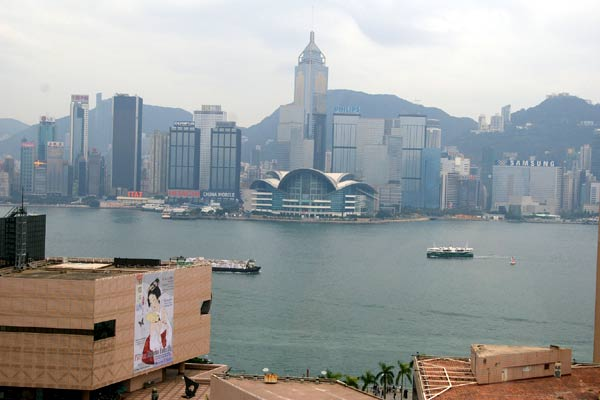 YMCA香港(サリスベリー)港青