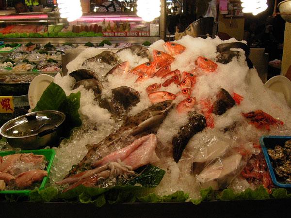 鵝肉城活海鮮