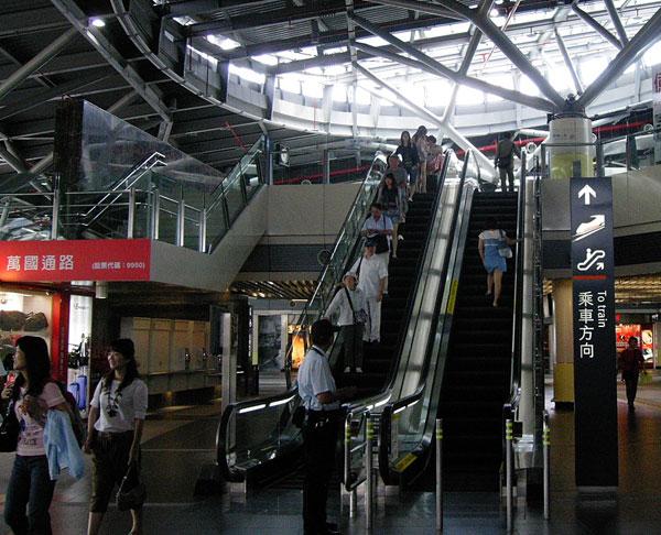 高速鉄道台南駅