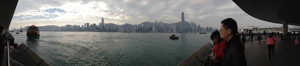 パノラマ香港