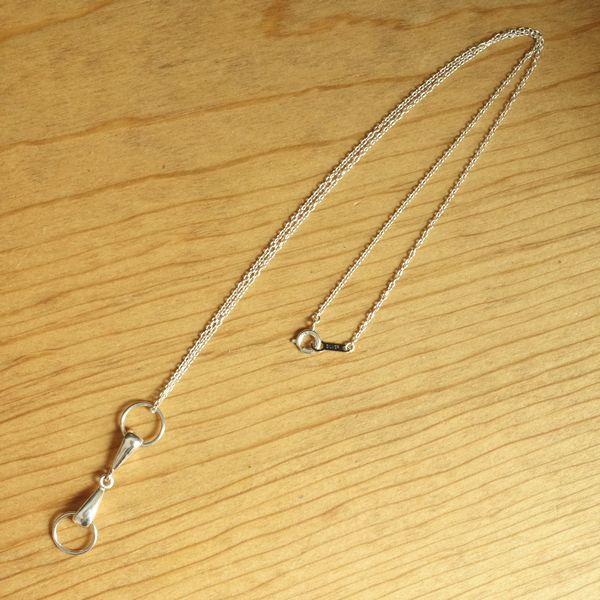 ハミのネックレス