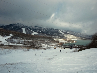 たしろスキー場