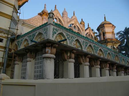 7ストリートのイスラム教の礼拝堂モスク