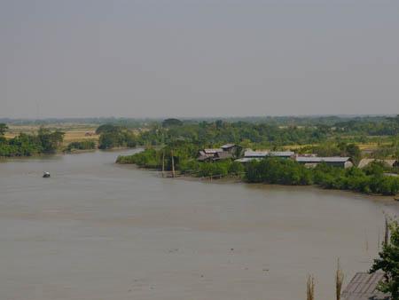 ミャウンミャ河