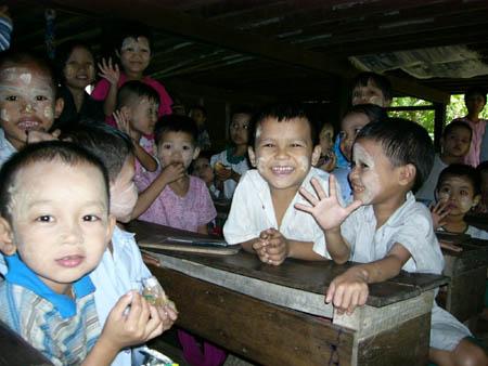 子供たちの笑顔(^^)