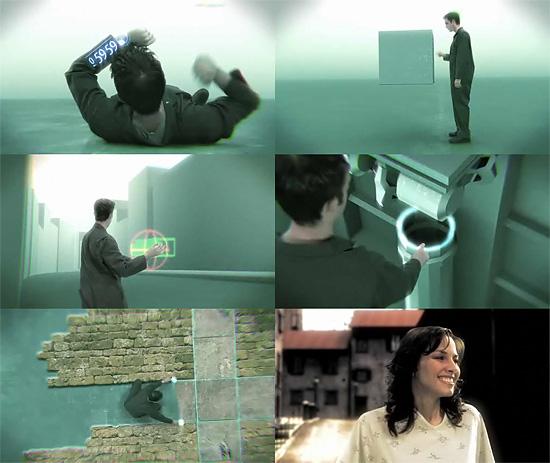 【3DCG】 仮想空間でモデリング ショートフィルム『World Builder』