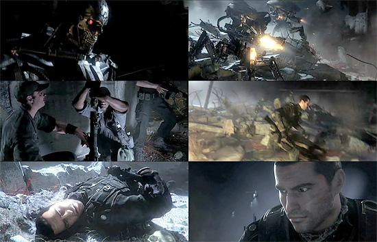【3DCG】 もぅ映画みてぇだ!ゲーム版『Terminator Salvation』フル3DCGトレーラー