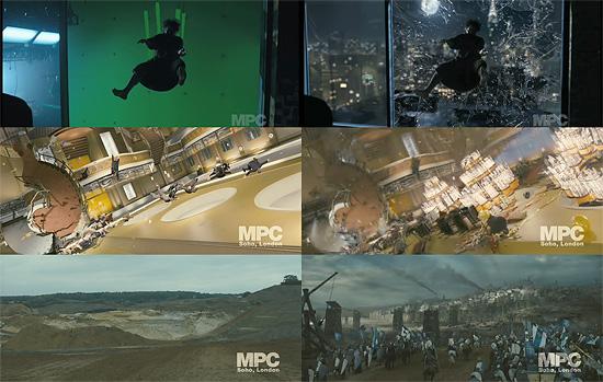 【3DCG】 ウォッチメンのメイキング等展示!プロダクション『MPC』のサイト
