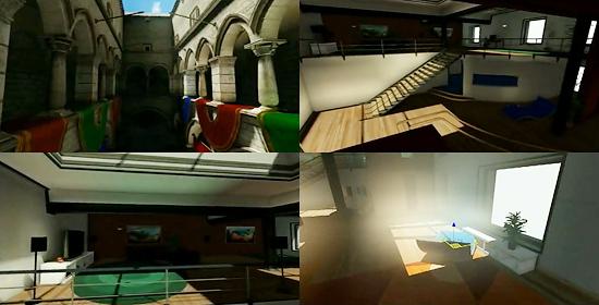 【3DCG】 グローバルイルミネーションまでリアルタイム!『CryEngine3』