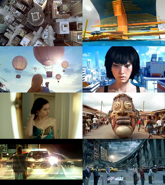 【その他】 プロダクションの『The Mill』に2010年版デモリールが公開される