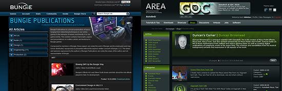 【3DCG】 AREAでのシーグラフで紹介されたビデオと、HALO制作会社『Bungie』のHPで公開されている資料