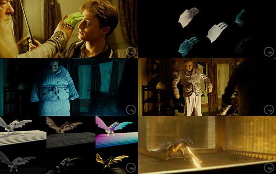 【3DCG】 VFXブレイクダウン『ハリーポッター 謎のプリンス』