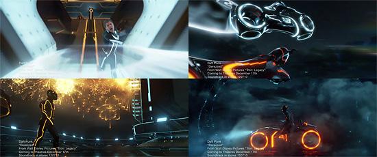 映画『トロン』の新たなトレーラーが公開される