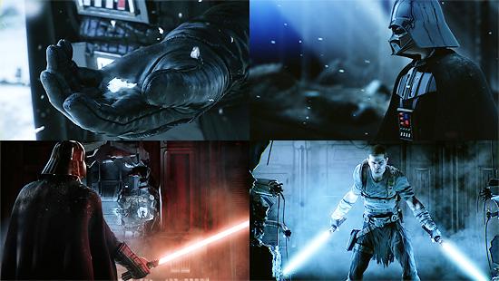 Blur Studio のHPにゲーム『Force Unleashed』シネマティックトレーラーが2つアップ