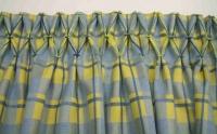 スモックヘディングカーテン